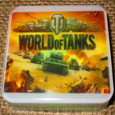 "Мыло ""World of Tanks"""