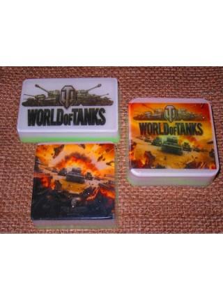 "Мыло ""World of Tanks"""