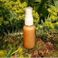 Парфюмированный спрей-шиммер для тела и волос