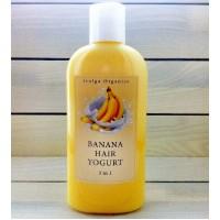 """Йогурт для волос """"Банановый"""""""